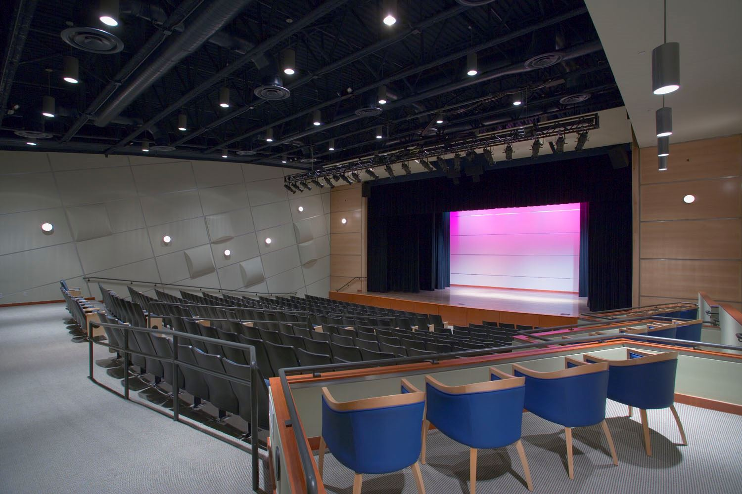 Civic Auditorium Interior