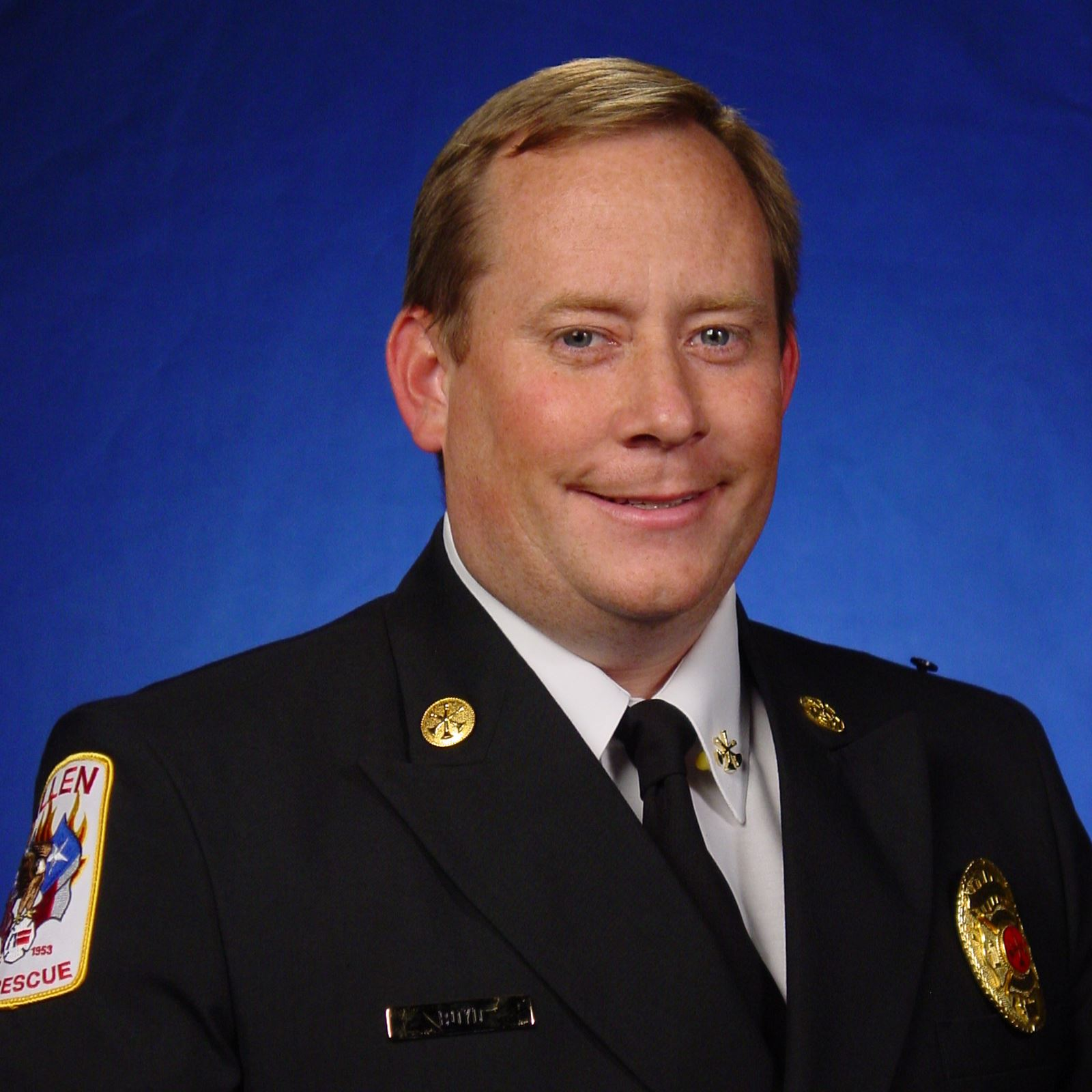 headshot of Chief Jon Boyd