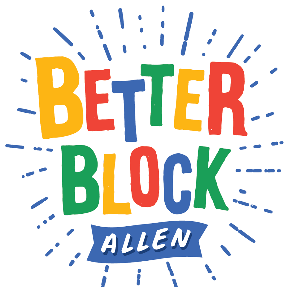 Photo - Better Block Allen logo