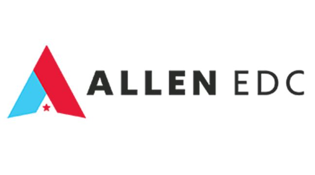 Allen Economic Development Corporation logo