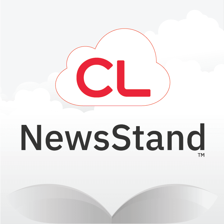 cloudLibrary NewsStand Digital Magazines