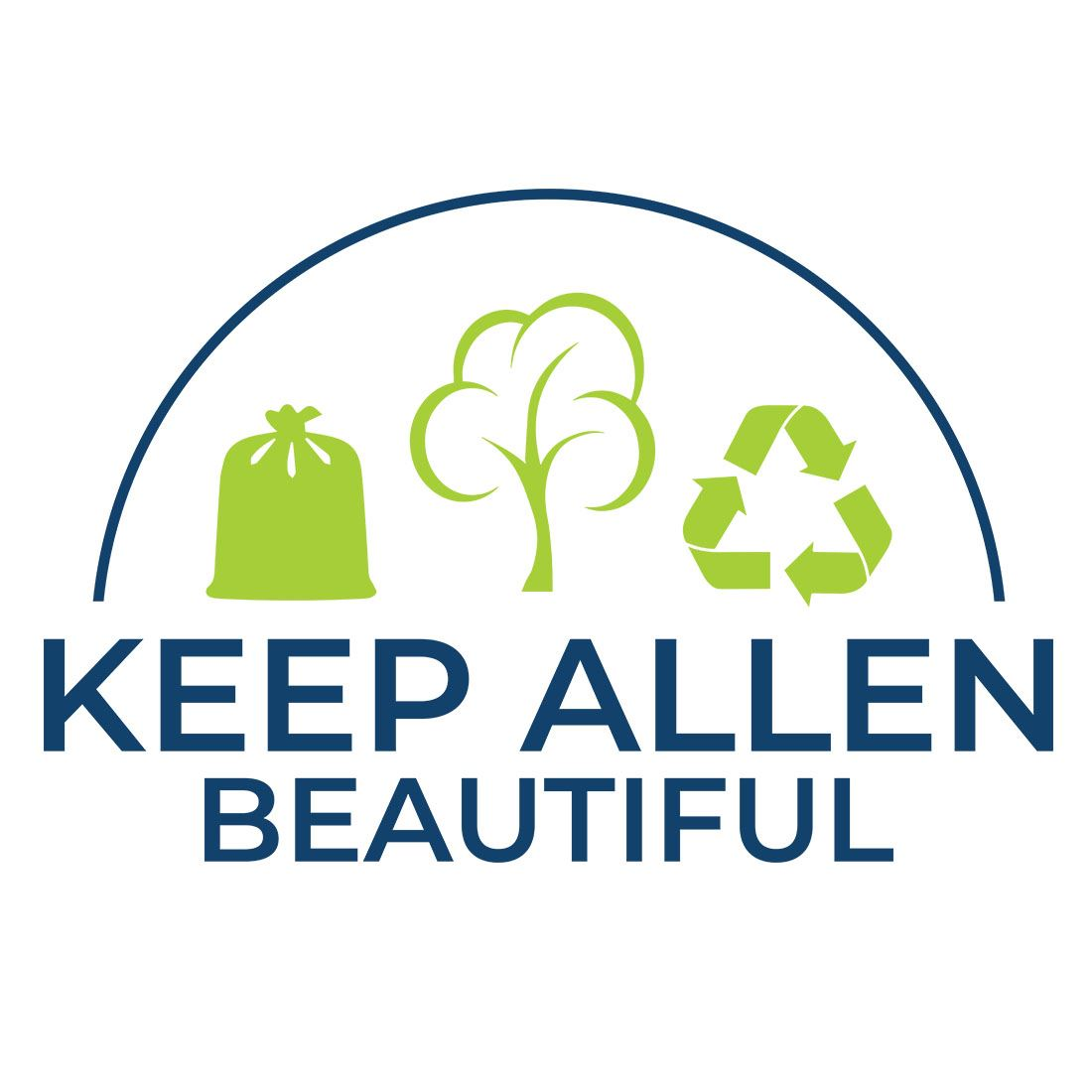 Keep Allen Beautiful logo
