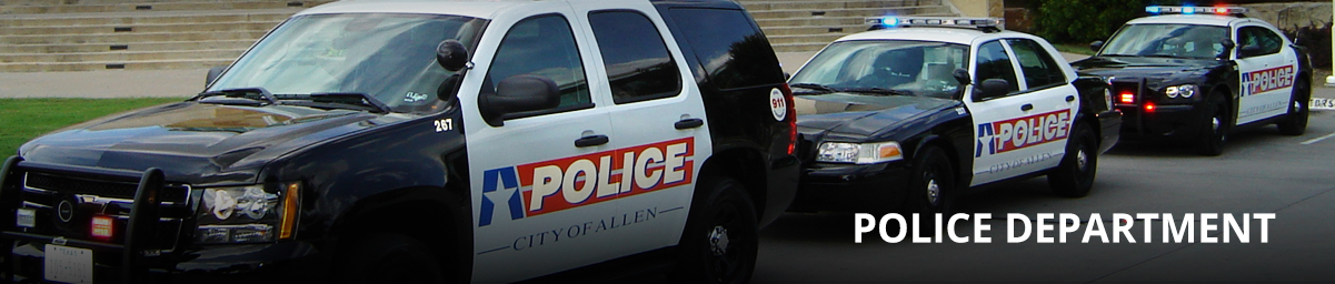 Police Cruisers Header Image