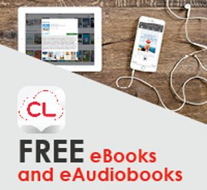Borrow eBooks and eAudiobooks with Cloud Library