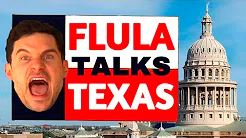 Flula Talks Texas