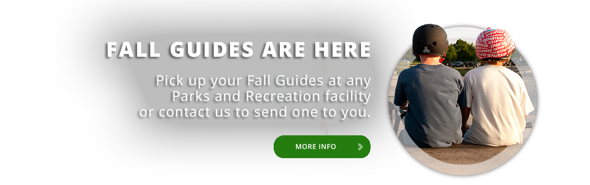 Fall Recreation Guide
