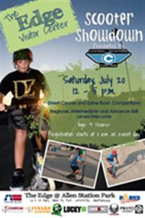 The Edge Scooter Showdown - July 20