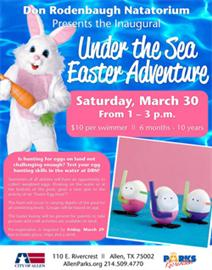 Under the Sea Easter Adventure