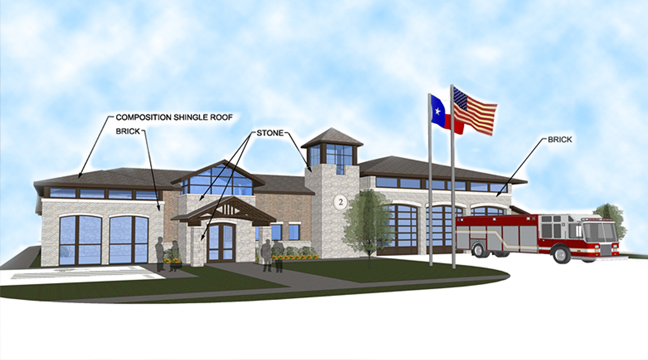 Allen City Council Approves Fire Station 2