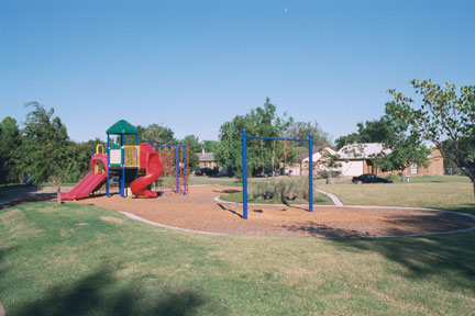 Hillside Play Area