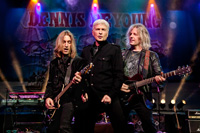 Dennis DeYoung performing the music of the band Styx