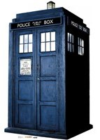 Doctor Who TARDIS