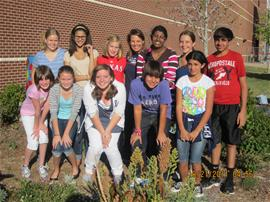 Ereckson Elementary Environmental Club