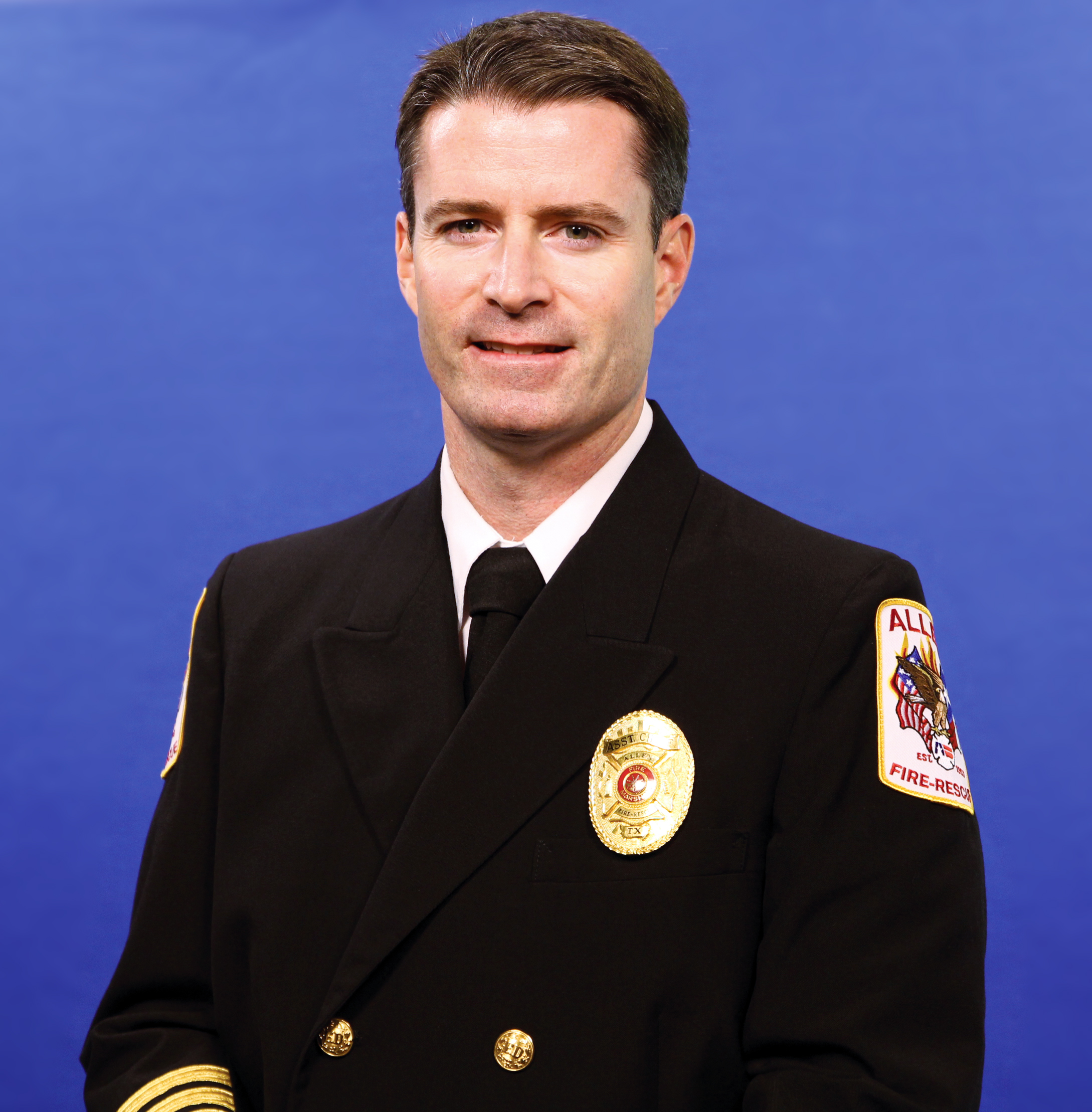 David Cannaday, Fire Marshal